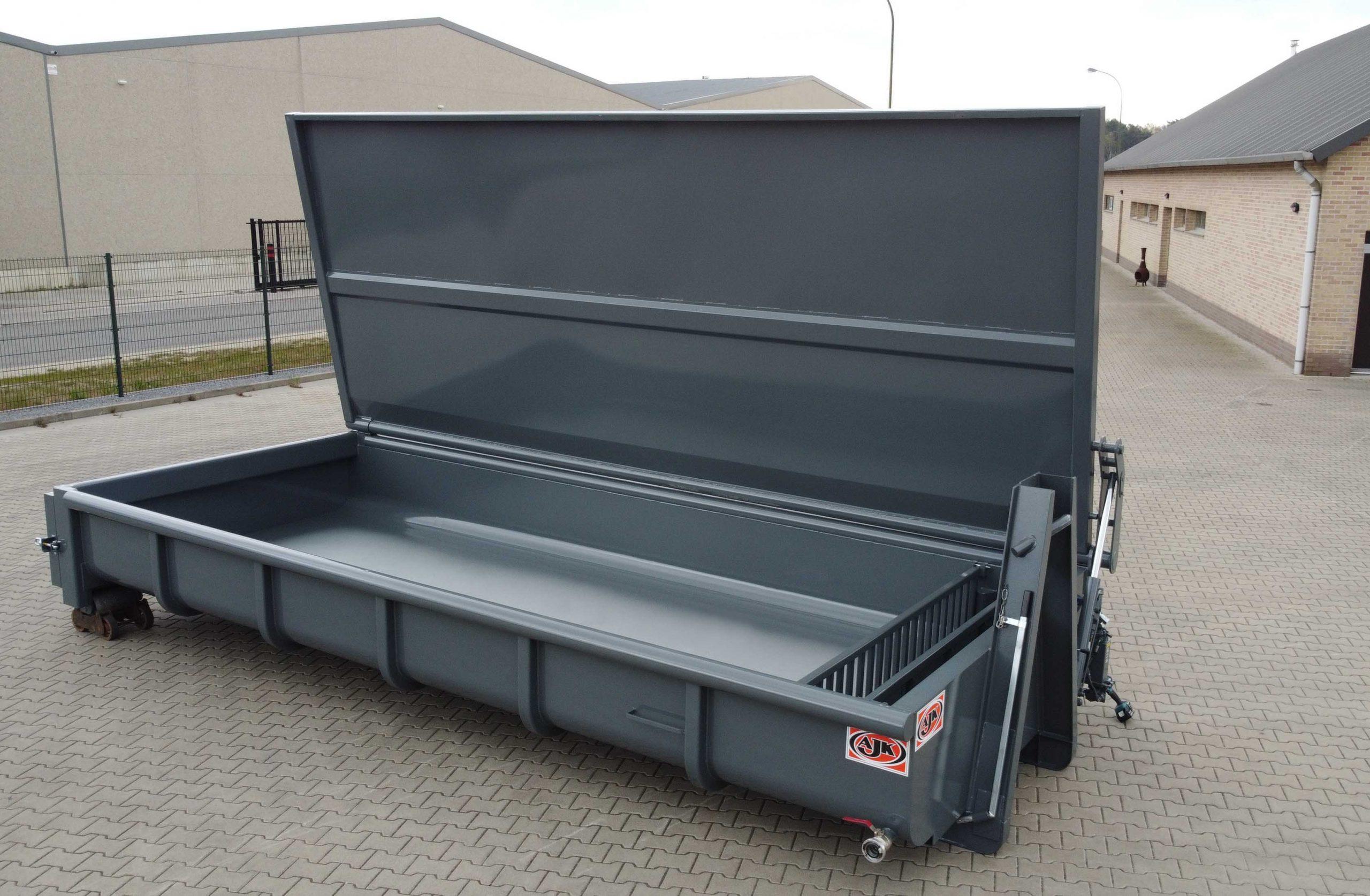 slib-wateropvang-container IDM -