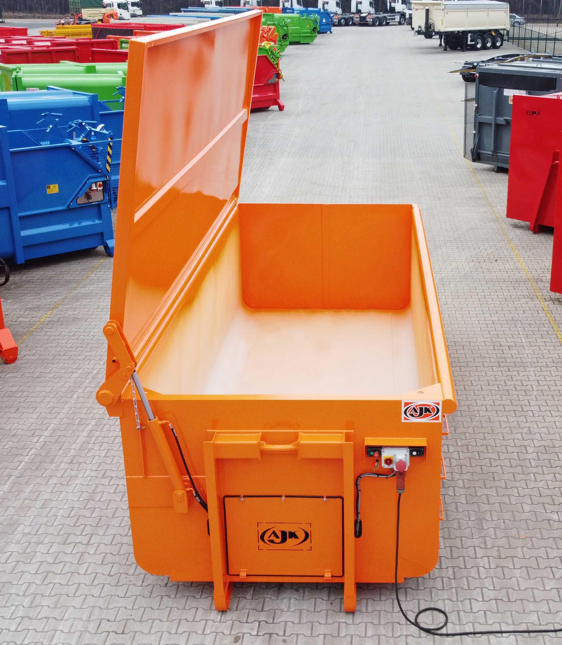 container hydraulisch dak jef meeus bvba -